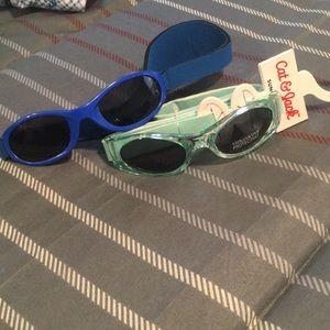 Infant sunglasses set